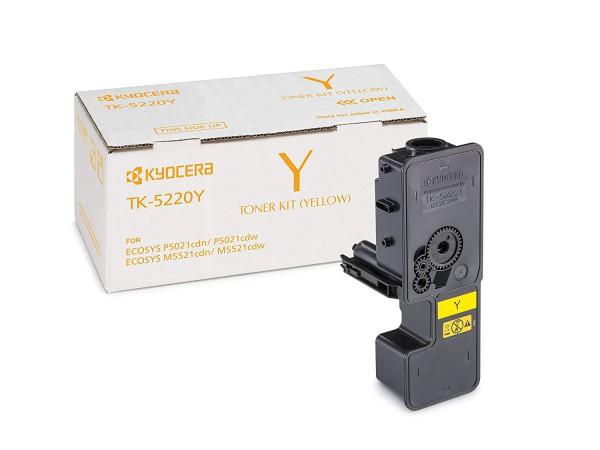 Original Kyocera Toner TK-5220Y