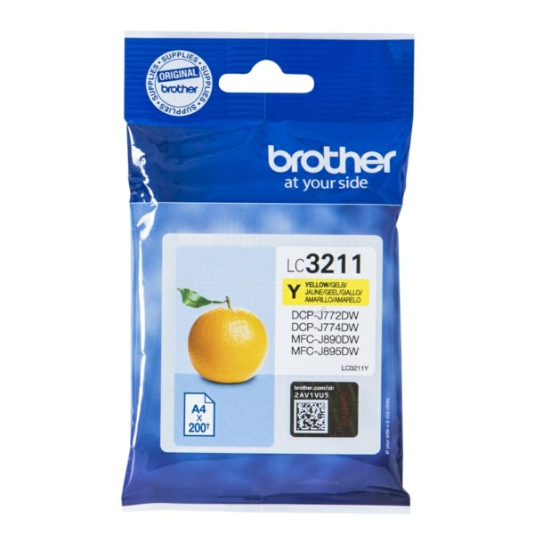 Brother Ink LC3211Y