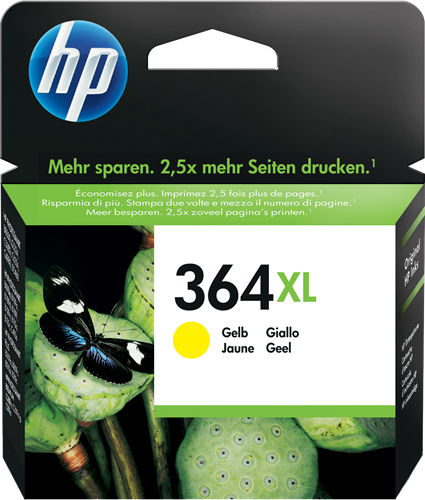 HP Ink CB325EE - 364XLY