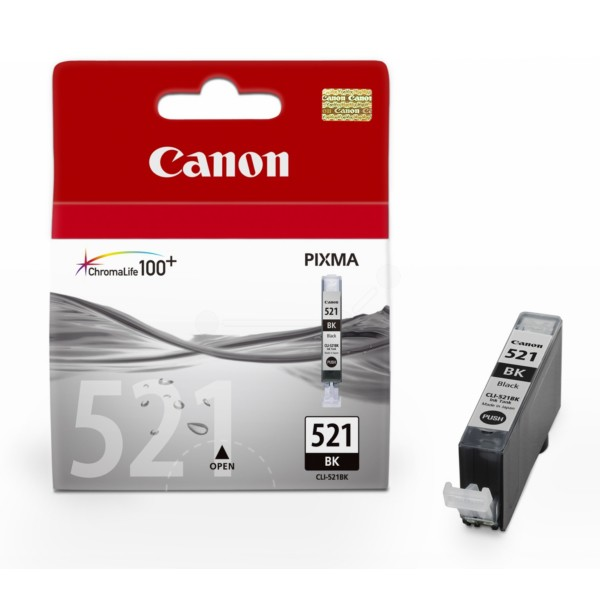 Canon Ink CLI-521BK