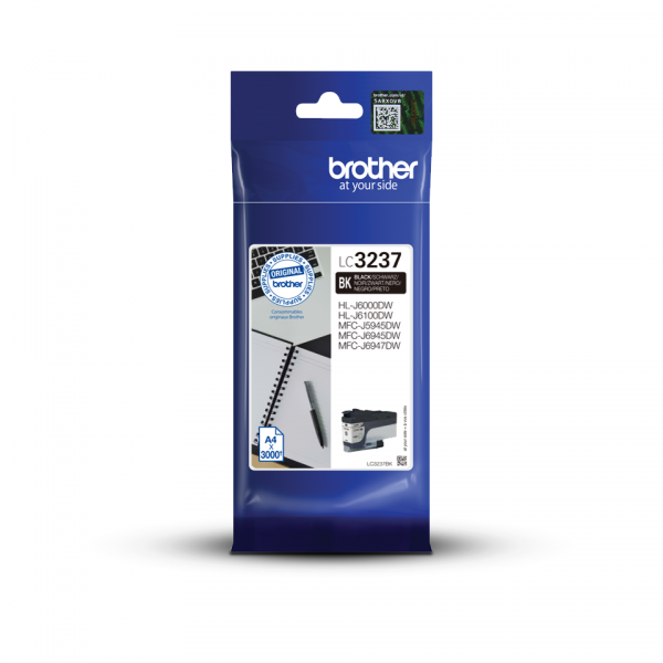 Brother Ink LC3237BK