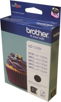 Brother Ink LC123BK