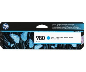 HP Ink D8J07A 980AC